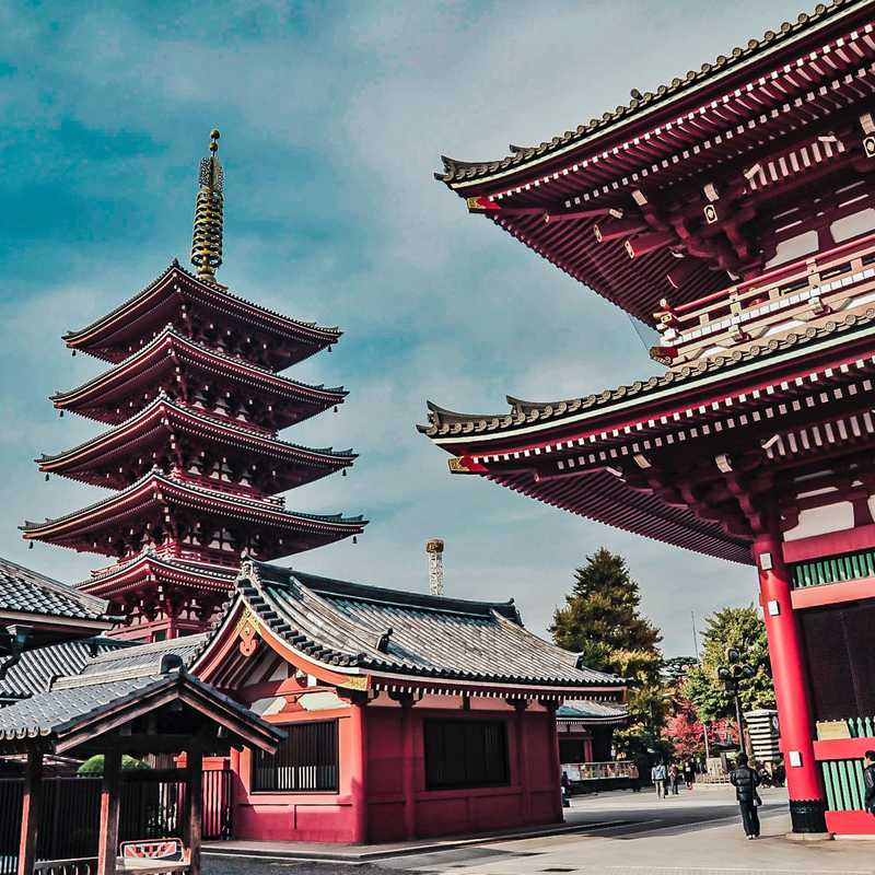 Trip Blog Post by @RoyMrad: TOKYO I🗼🇯🇵 | 5 days in Nov (itinerary, map & gallery)