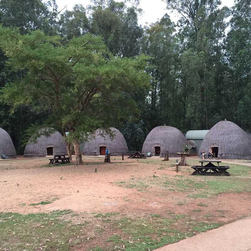 Mlilwane NR Campsite
