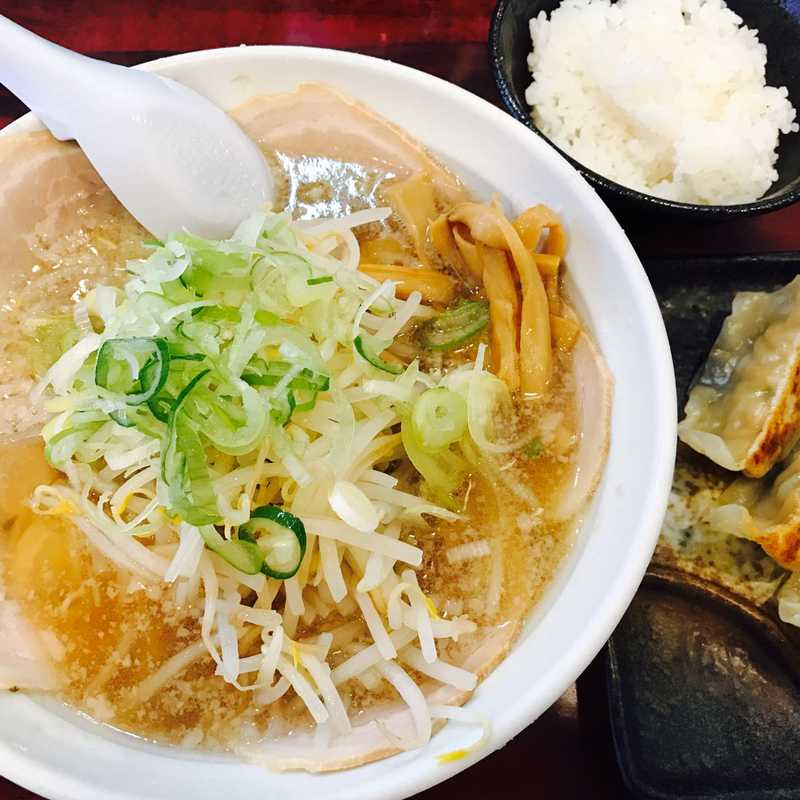 Ramen Lunch  @ Naritake Kinshicho
