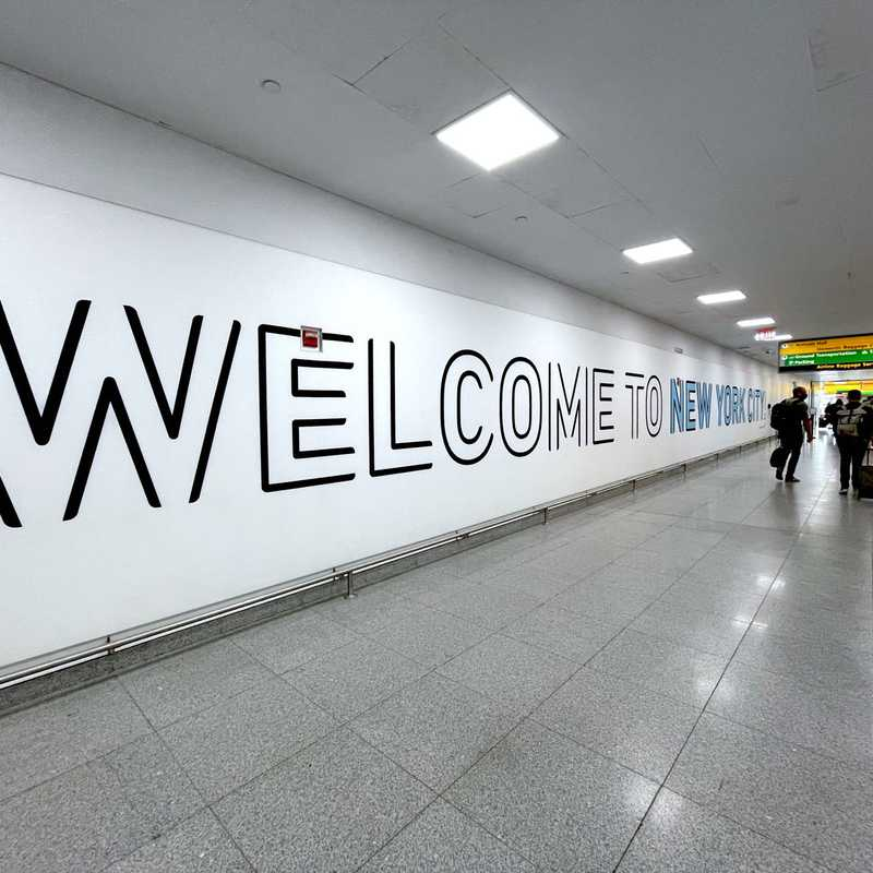 JFK Airport (JFK)