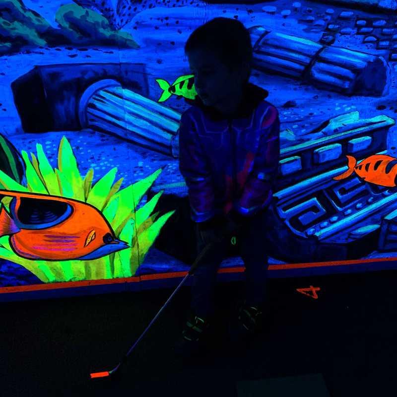 King Neptune's Mini Golf