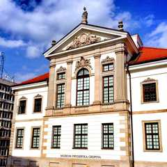 Frederick Chopin museum