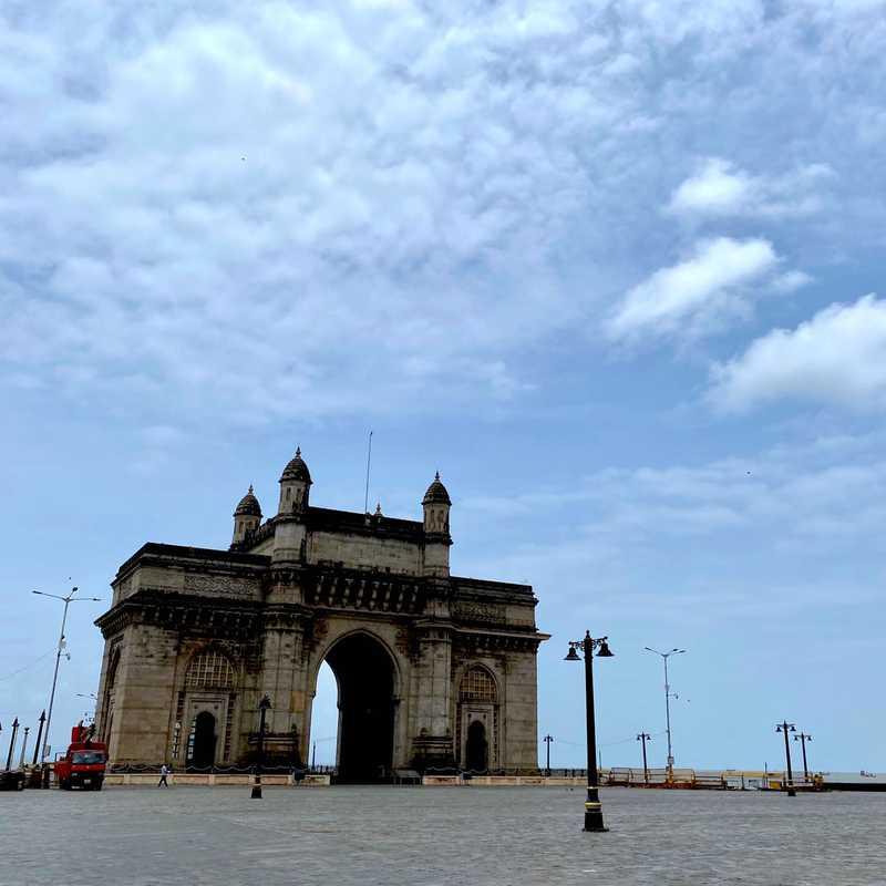 Trip Blog Post by @sudipmajumder04: Trip 1 Mumbai India | 4 days in Aug (itinerary, map & gallery)