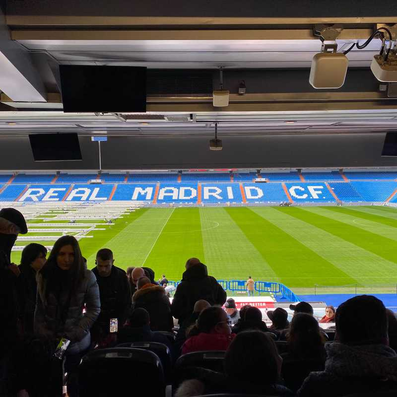 Santiago Bernabéu Stadium