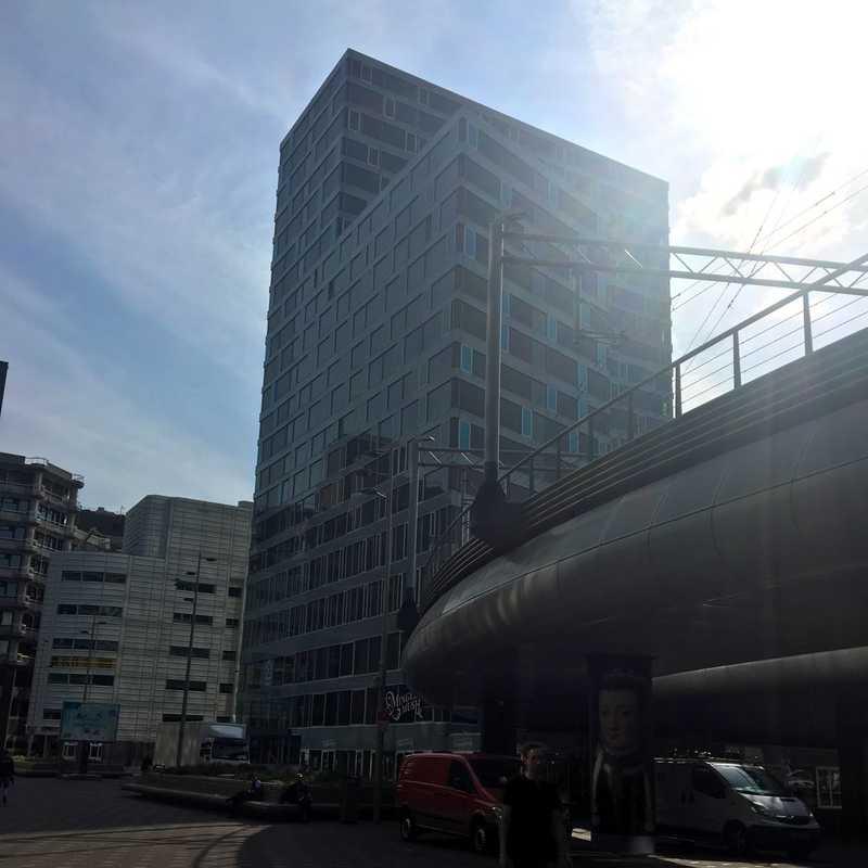 Den Haag, Centraal Station