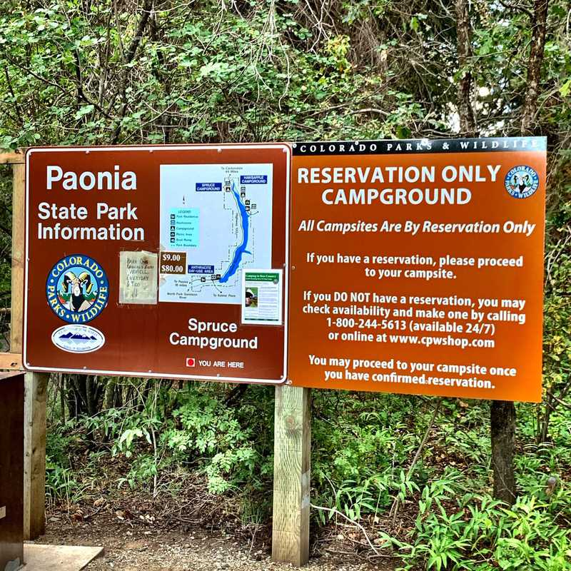 Paonia State Park