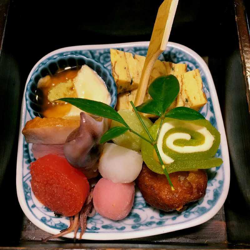 Lunch at Waentei-Kikko