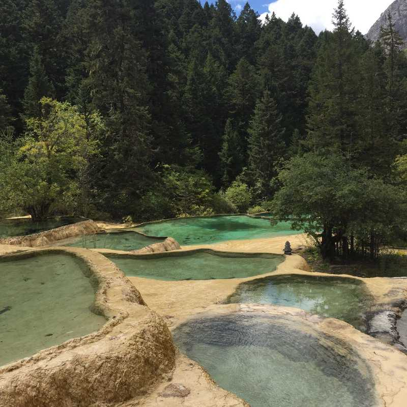 Trip Blog Post by @ASHIYK: CHINA HUANGLONG 2016 | 2 days in Sep/Aug (itinerary, map & gallery)