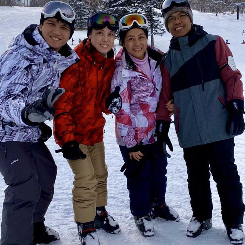 Sapporo Teine (Olympia Ski Center)