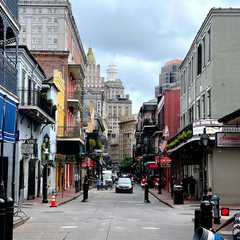 French Quarter / The Vieux Carre