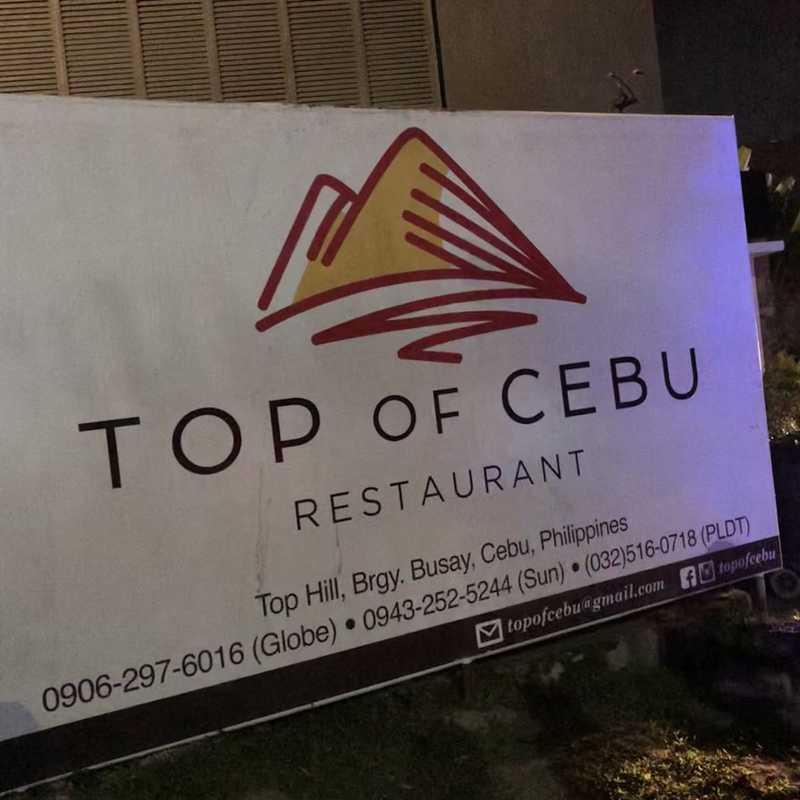 Top of Cebu