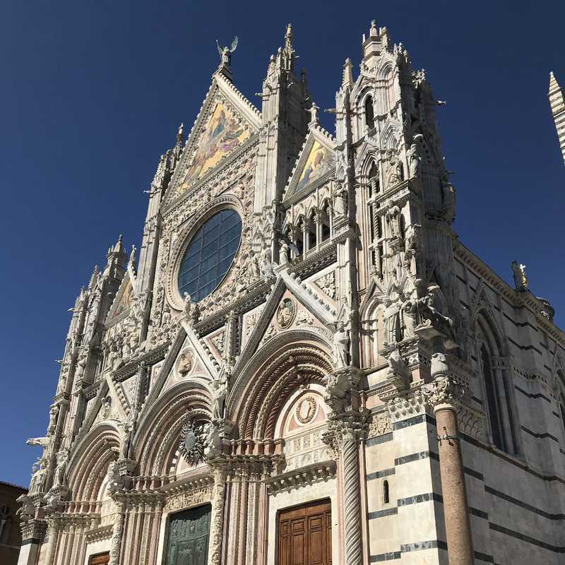ITALY SIENA 2019 | 1 day trip itinerary, map & gallery
