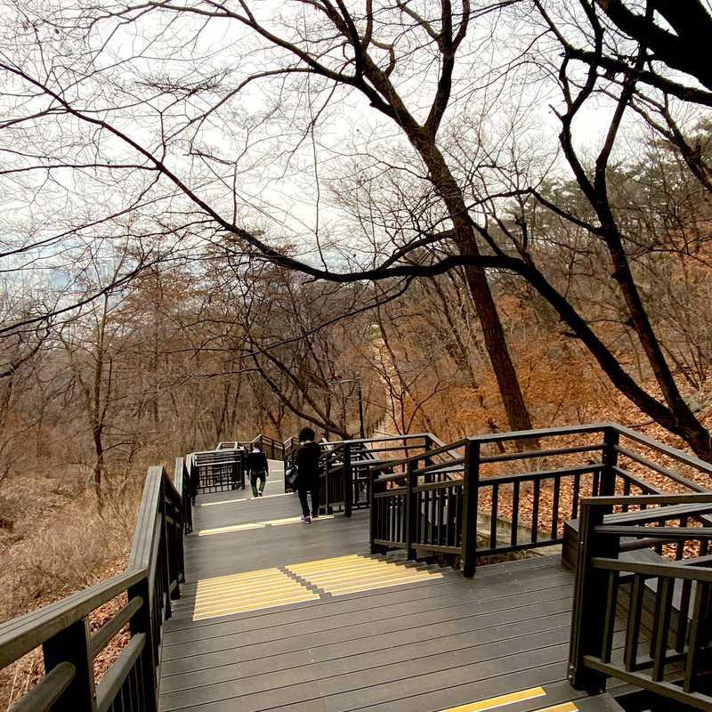 Place / Tourist Attraction: N Seoul Tower (Yongsan-gu, South Korea)