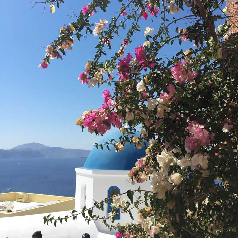 Trip Blog Post by @bia.soarees: Greece 2017 | 6 days in Jul (itinerary, map & gallery)