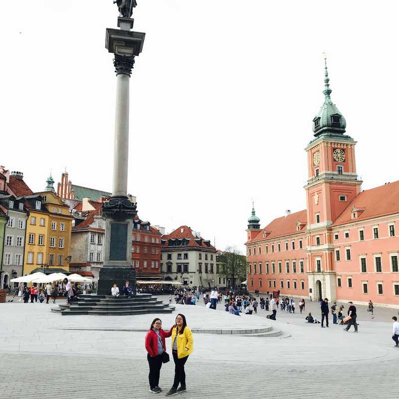Trip Blog Post by @achiang03: Warsaw 2019 | 2 days in Apr (itinerary, map & gallery)