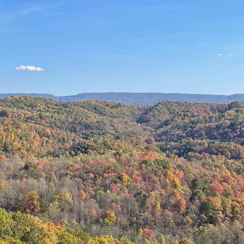 Trip Blog Post by @garypierce46: Day Trip to West Virginia 2021 | 1 day in Oct (itinerary, map & gallery)