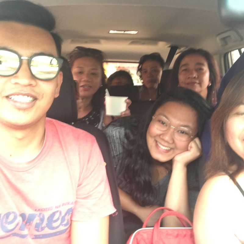 Road trip to Bukidnon