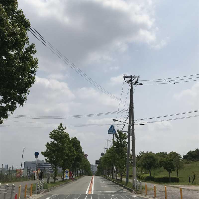 Osaka Maishima Seaside Park