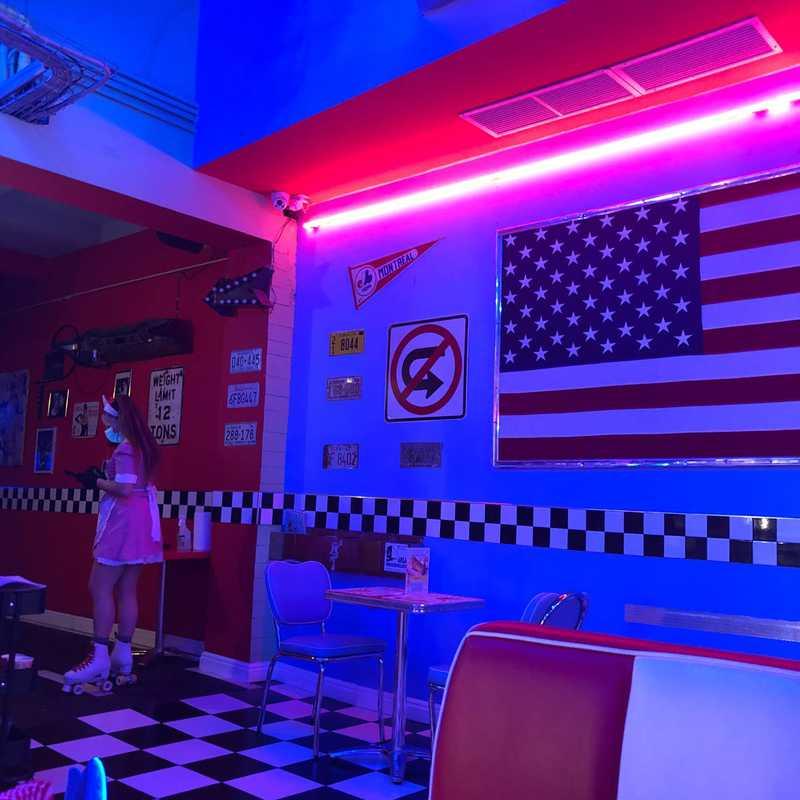 1950 American Diner - FIRENZE