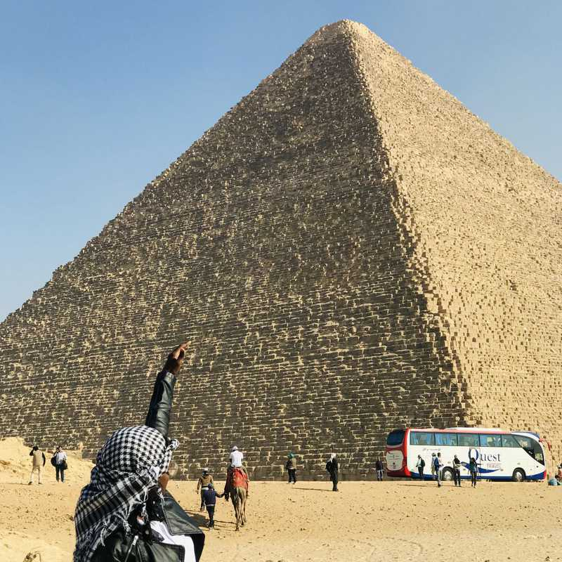 Egypt 2019 | 3 days trip itinerary, map & gallery
