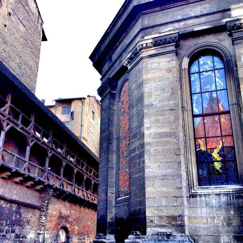 Bernardine monastery