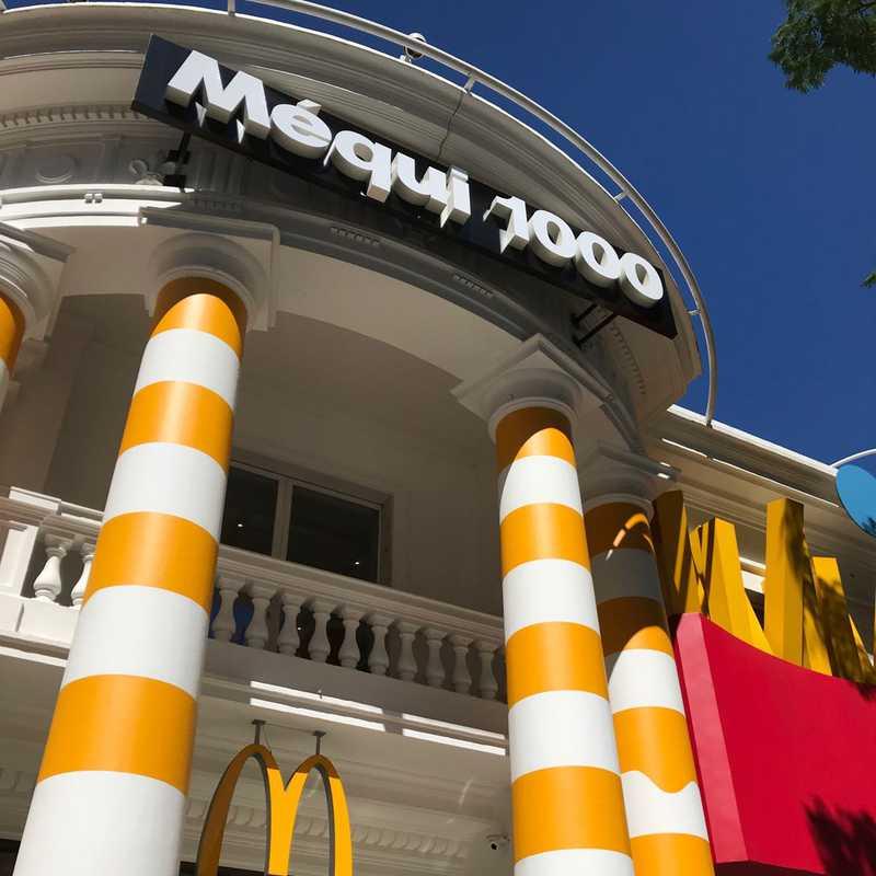 Mequi 1000 - McDonald's