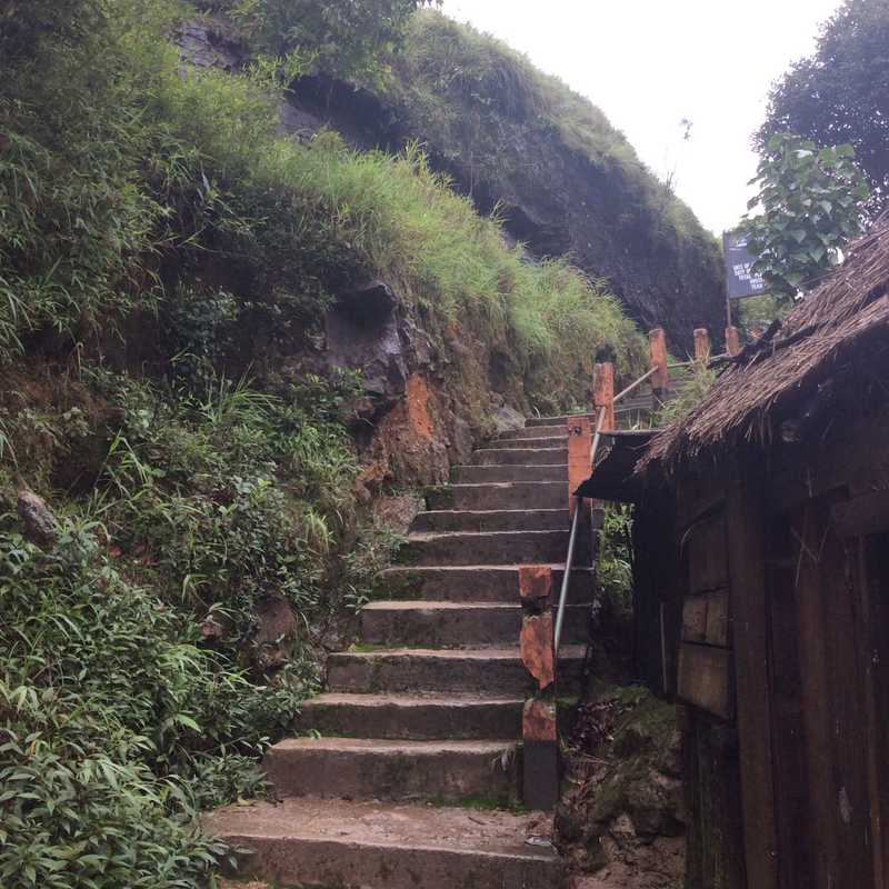 Shillong Peak, Laitkor
