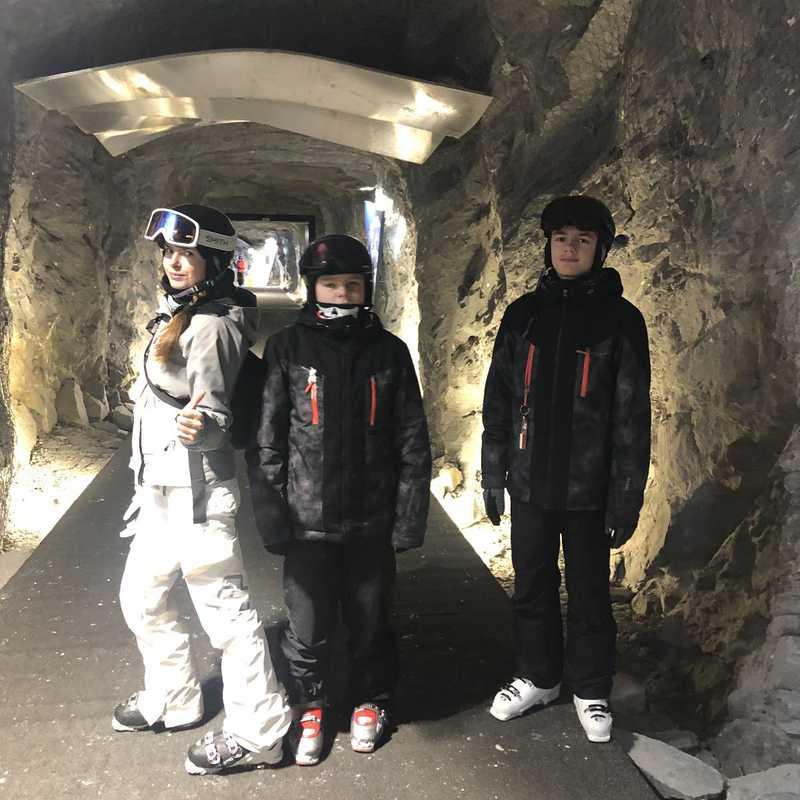 Top of Salzburg 3.029m