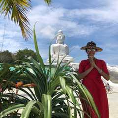 Big Buddha Hillside