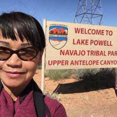 Upper Antelope Canyon Parking