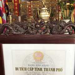 Nguyen Trung Truc Temple