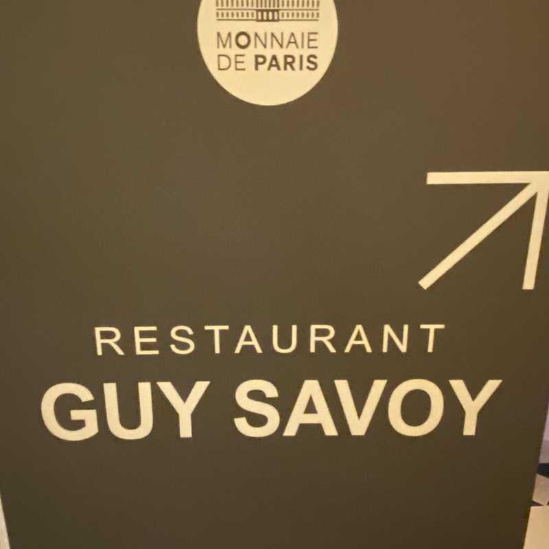 Guy Savoy