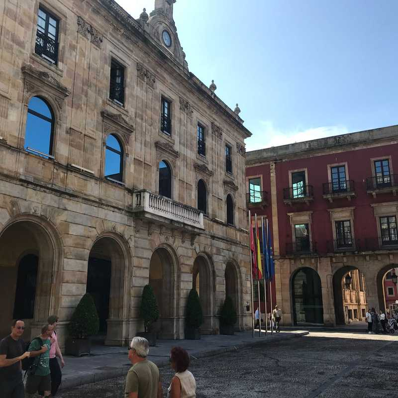 Trip Blog Post by @marylunasame24: Gijón 2018 | 1 day in Jul (itinerary, map & gallery)
