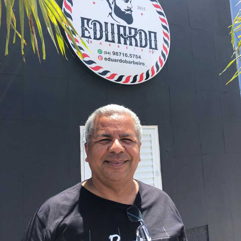 Eduardo barber Natal