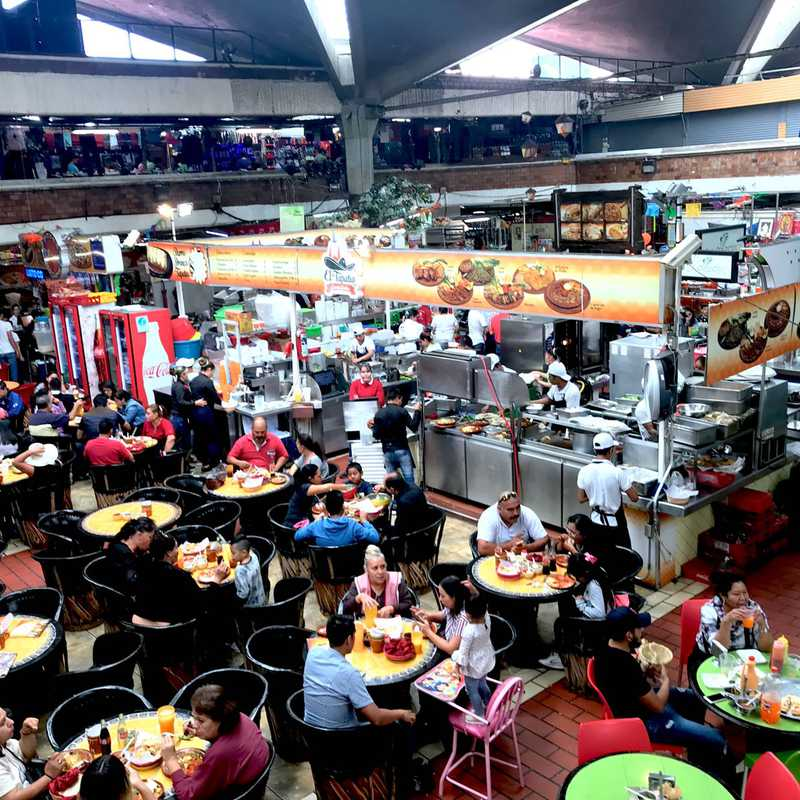 Mercado San Juan de Dios
