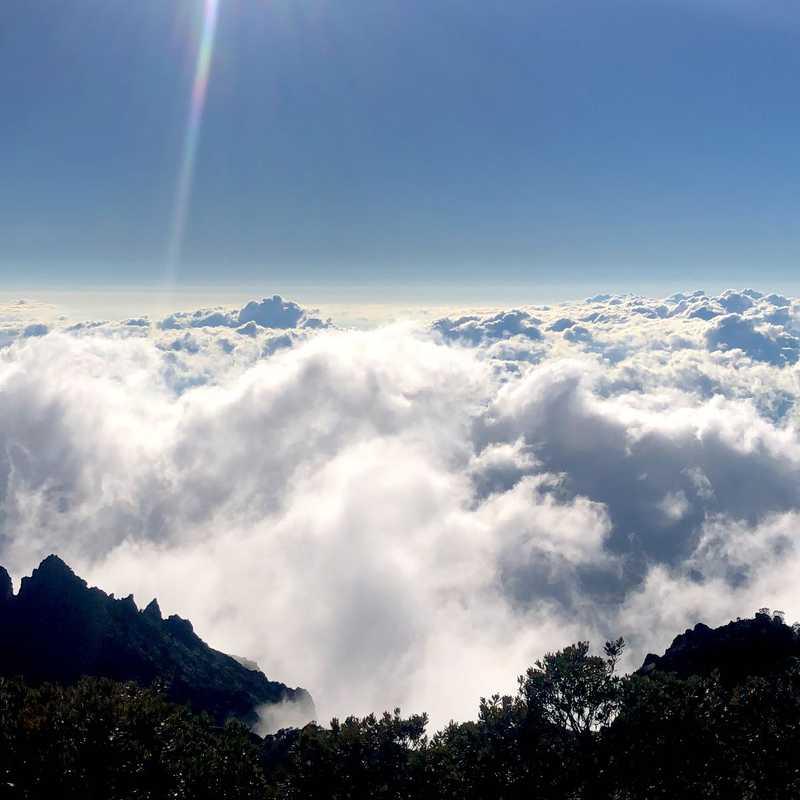 Volcán Barú - 3474 m a.s.l