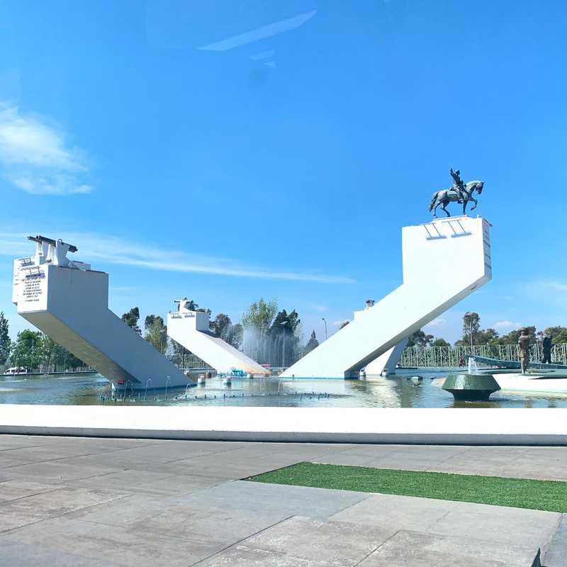 Monumento a Ignacio Zaragoza