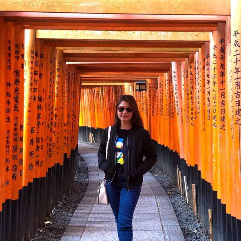 Fushimi Inari Taisha Shrine Senbontorii