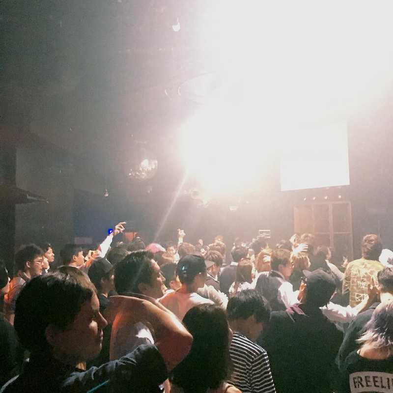 Clubbing at Sound Museum Vision