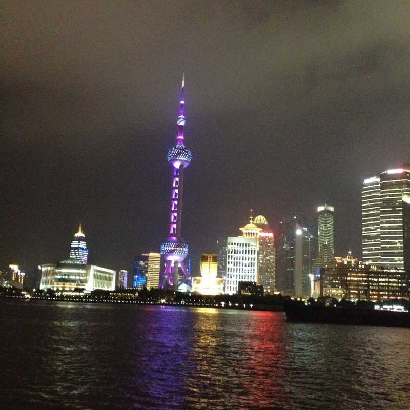 Shanghai 2014 | 4 days trip itinerary, map & gallery