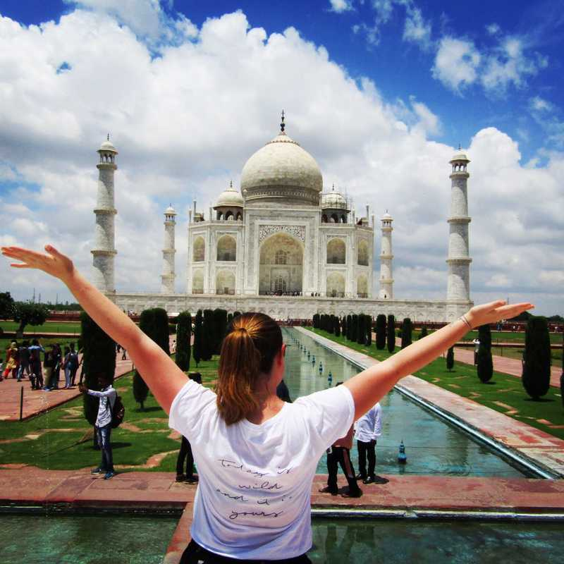Indien 2018 | 11 days trip itinerary, map & gallery