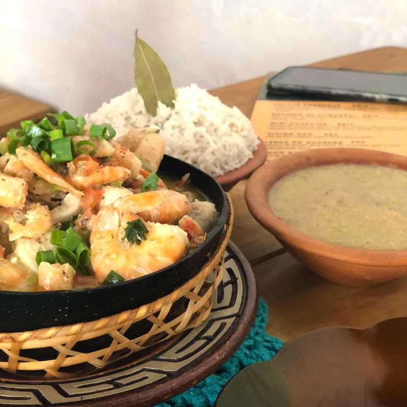 Cozinha Ancestral - Projeto de Culinária Ritual
