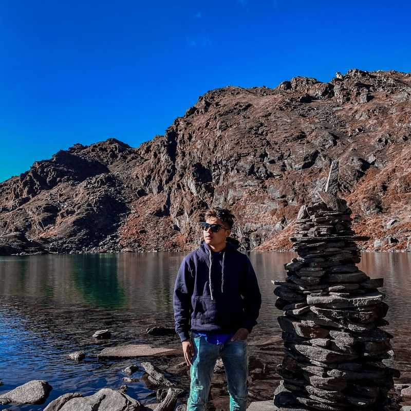 Bhairab Kunda Lake