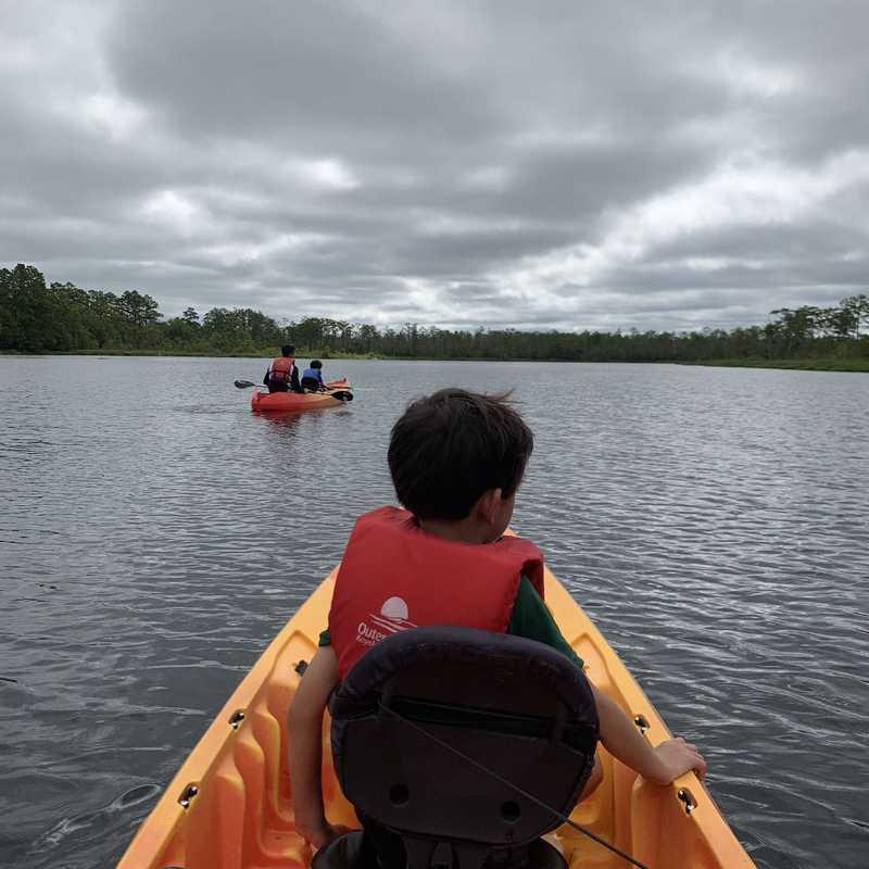 Outer Banks Kayak Adventures