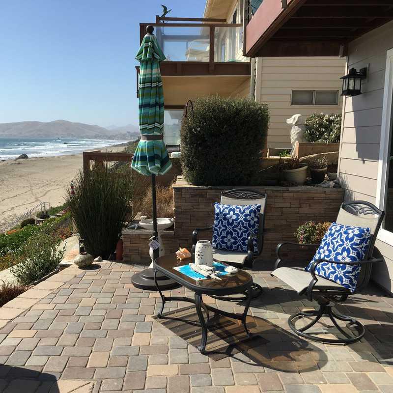 Airbnb Cayucos Oceanfront Suite