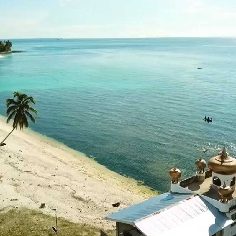 Mang Beach, Parang Sulu, Mindanao