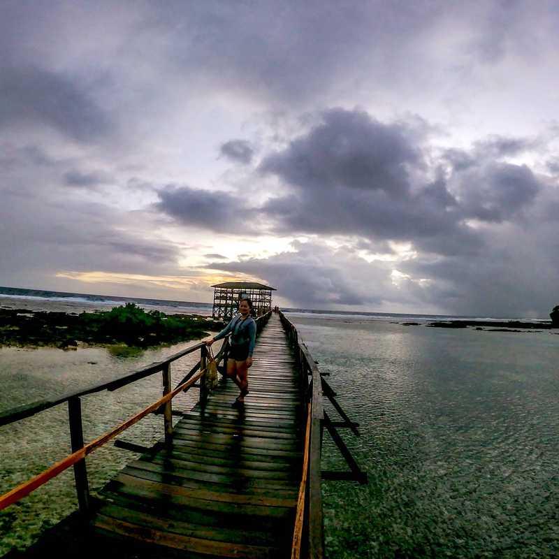 The Boardwalk at Cloud 9 Resort