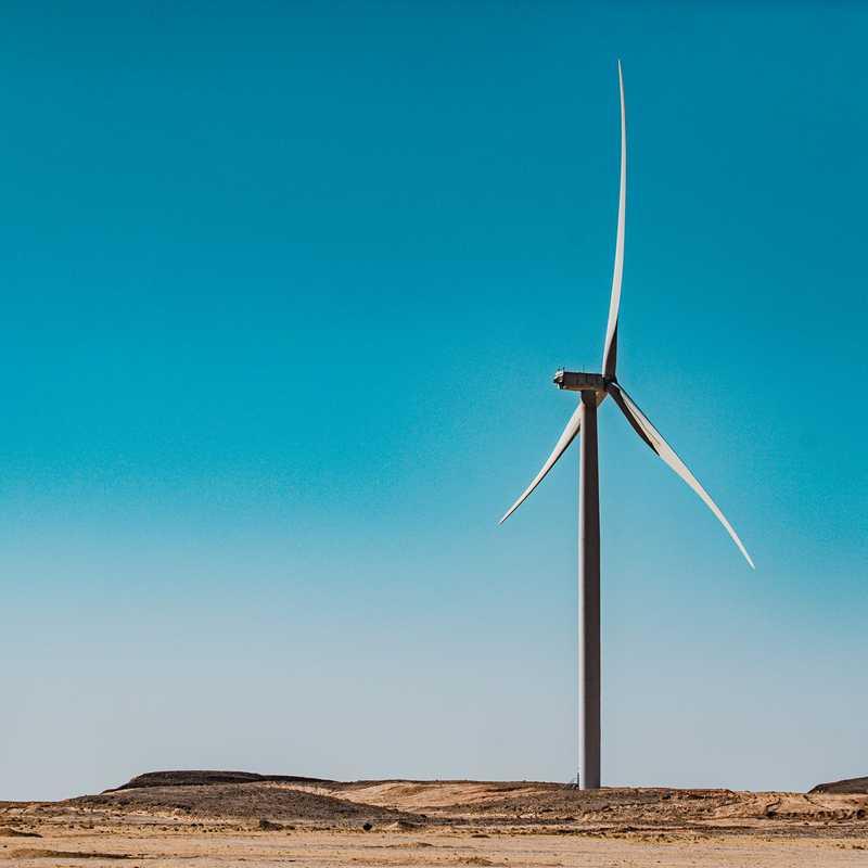 Haraweel Wind Turbines