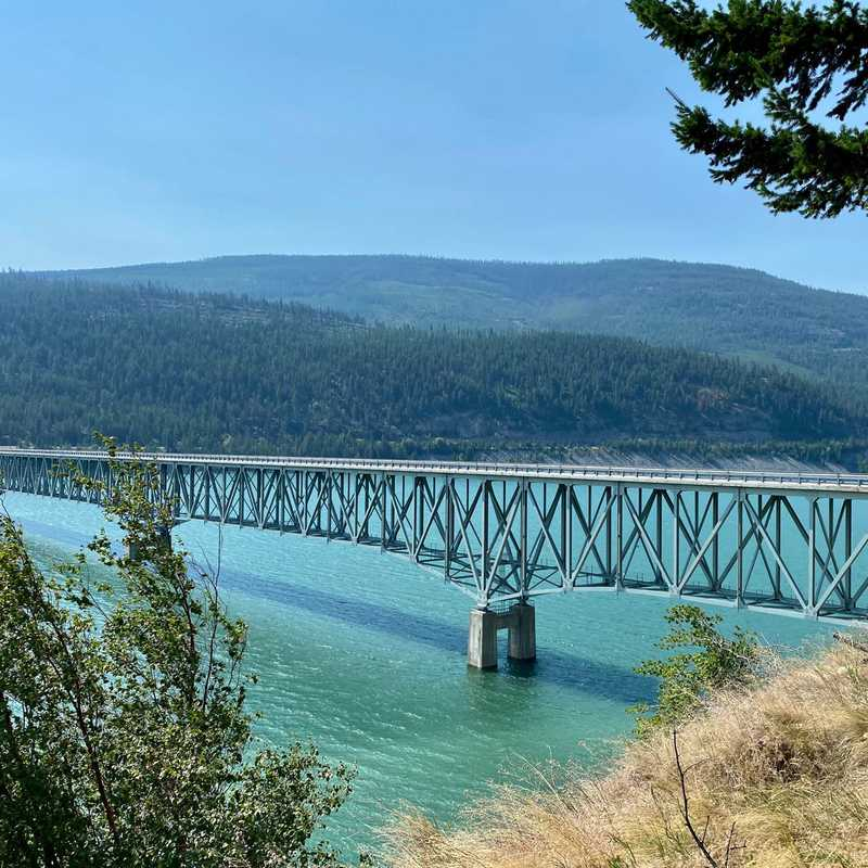 Koocanusa Bridge