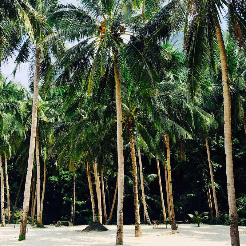 Seven Commandos Beach